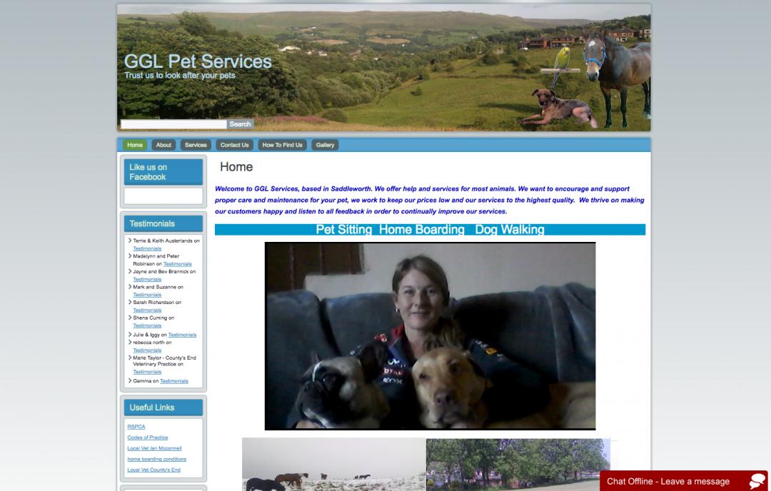 GGL Pet Services