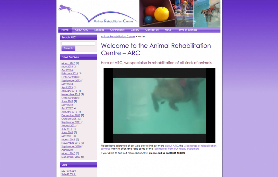 Animal Rehabilitation Centre