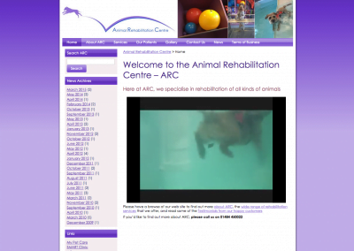 Animal Rehabilitation Centre