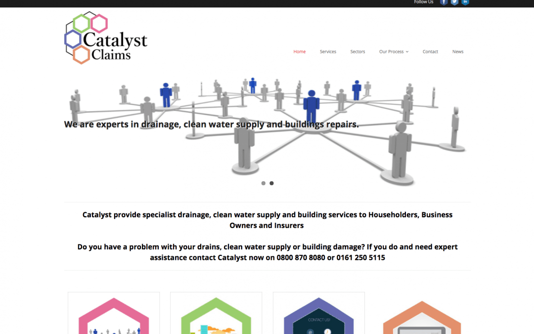 Catalyst Claims Ltd