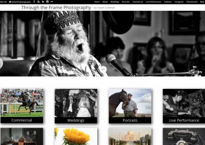 Through The Frame Photography