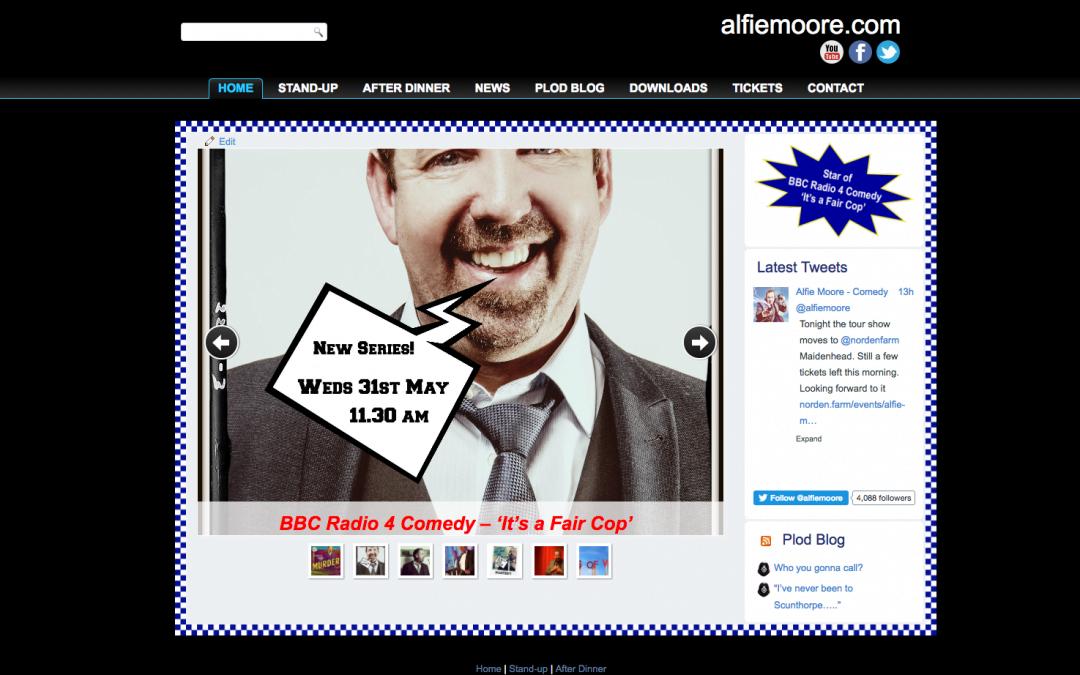 Alfie Moore