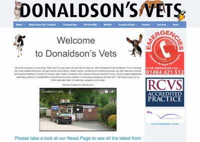 Donaldsons Vets