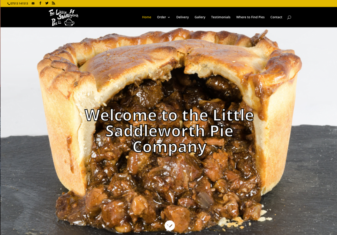 Little Saddleworth Pie Company